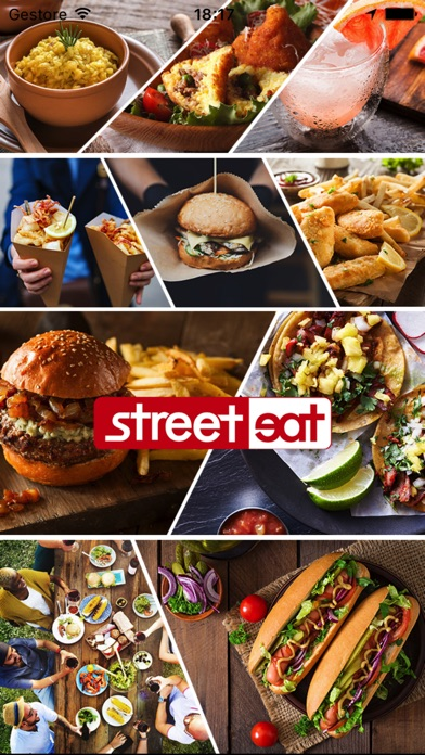 StreetEat – Food truck finder Screenshot