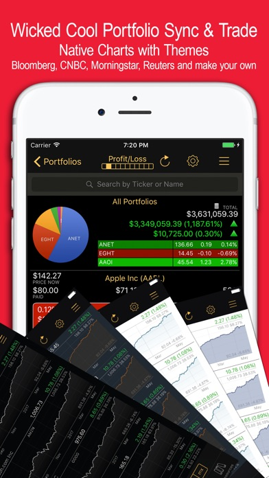 Stocks Live+ Stock Market Game Screenshots