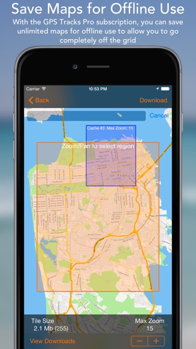 download GPS Tracks apps 2