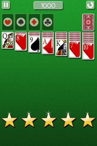 Solitaire:-) screenshot 1