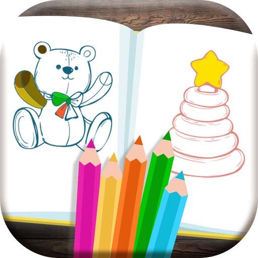 Para Colorear Para Niños - Juegos De Color Por Aleksandar Jankovic