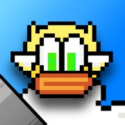 Retro Wings - A Flappy Adventure with Birds!