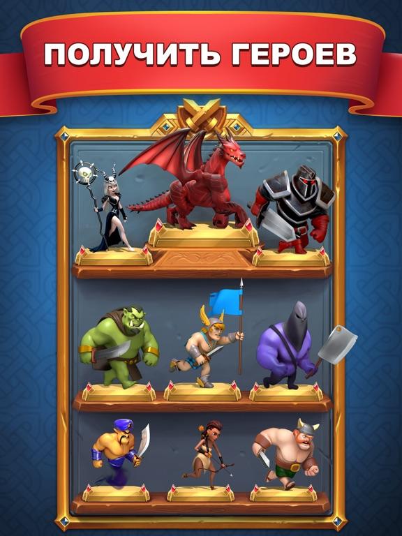 Скачать Castle Crush: карточные игры