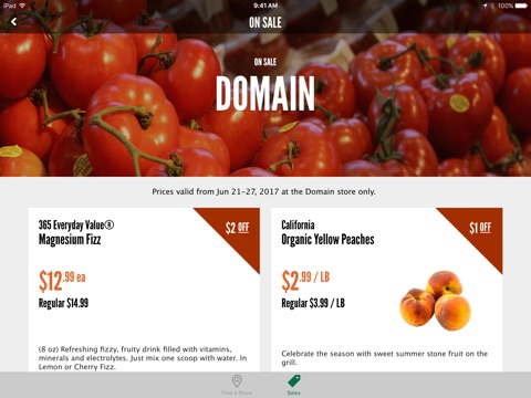 Whole Foods Market screenshot 3