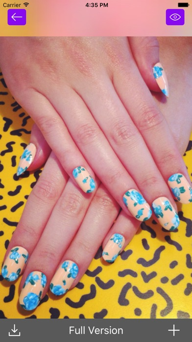 Nail art manicure booth beauty salon nail designs on the app store iphone screenshot 3 prinsesfo Image collections