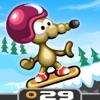 Rat On A Snowboard 앱 아이콘 이미지