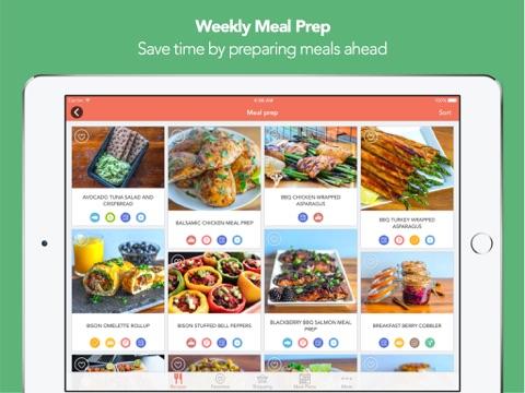 Fit Men Cook - Healthy Recipes screenshot 2