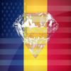 Romanian Phrases Diamond 4K Edition - Patrick Arouette