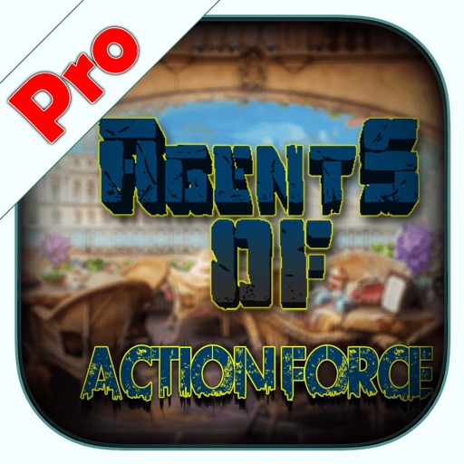 Agents of Action Force Pro iOS App