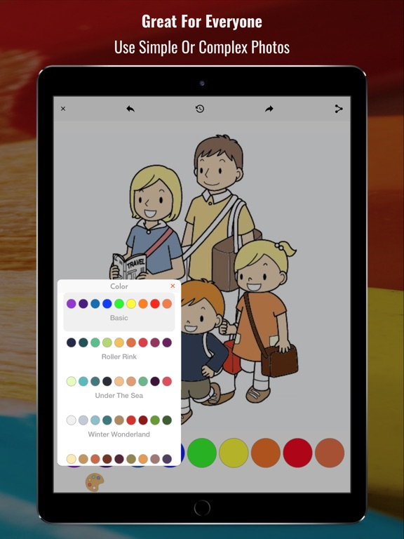 Coloring Book - Search and Color-ipad-4