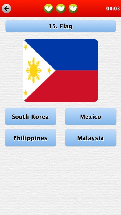 World Geography Quiz Game On The App Store - World geography quiz game