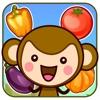 皮皮猴认蔬菜 - 宝宝早教游戏巴士大全