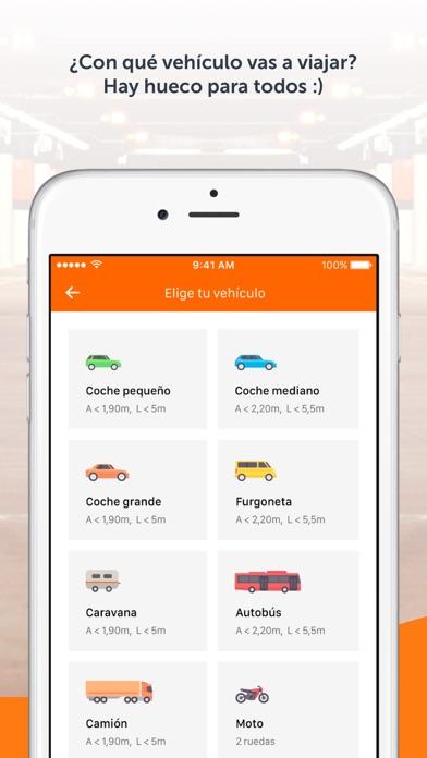 download Parclick - Encontrar Parking apps 3