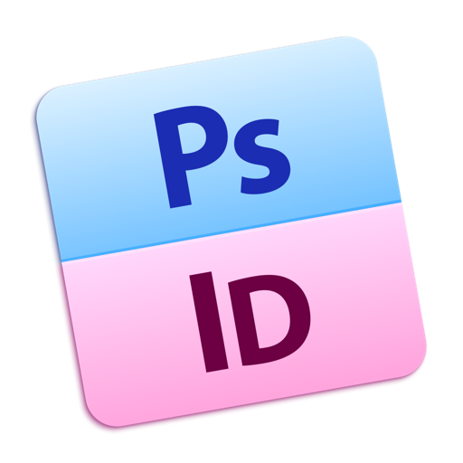 Templates for Adobe Photoshop and InDesign