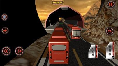 Hill Metro Bus Simulator 3d screenshot 2
