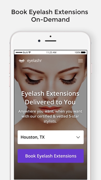 download Eyelashr: In Home Eyelash Extensions On Demand appstore review