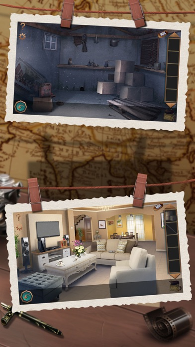Modern Living Room Escape 2 puzzle room escape challenge game :monstrous house on the app store