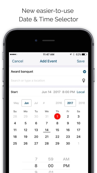 download Informant 5 Calendar appstore review