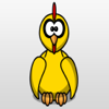 download Chicken Stickers : Roosters Don't Lay Eggs!
