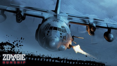 Screenshot #6 for Zombie Gunship: Gun Down Zombies