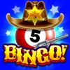BINGO! — Cowboy Wild-West Showdown Story Card Game
