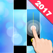 Magic Music Piano: Black & White Tiles 2