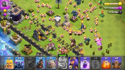 Screenshot for Clash of Clans in United States App Store