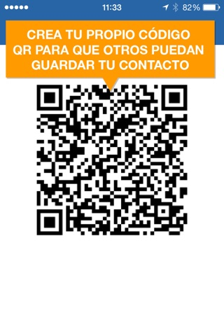 BIDI: Lector QR y de Barras screenshot 4