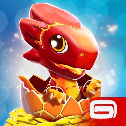 ドラゴンマニア・レジェンド:ドラゴン交配&育成ゲーム