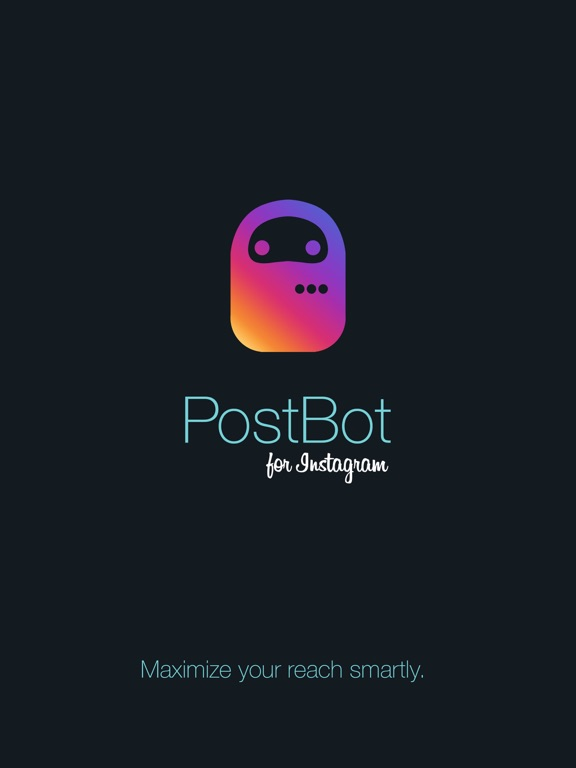 Screenshot #1 for PostBot 3 for Instagram- Best time to post & tags
