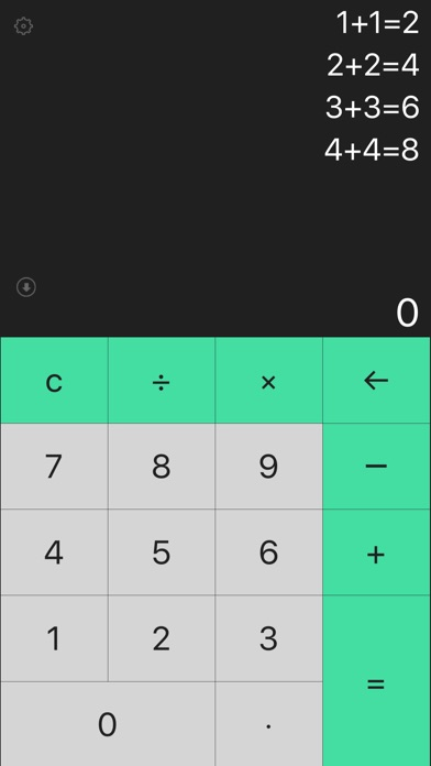 计算器小明- Калькулятор  Calculator Скриншоты3