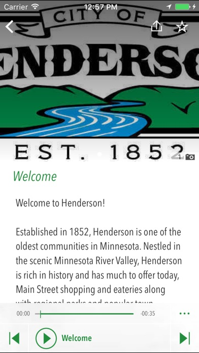 Discover Henderson, MN on the App Store