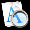 Font File Browser