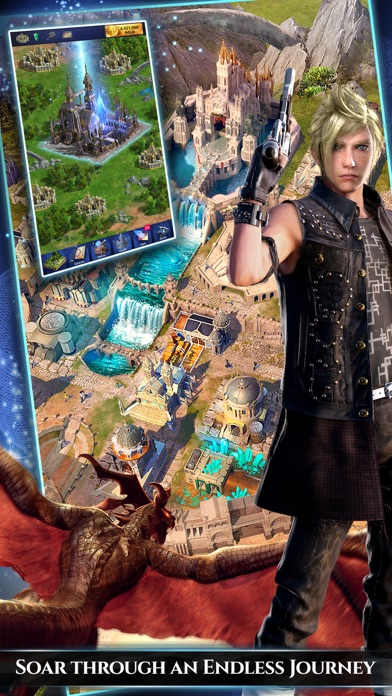 download Final Fantasy XV: A New Empire apps 4
