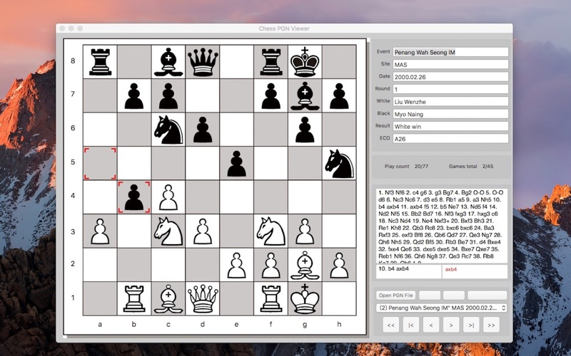 Chess PGN Viewer on the Mac App Store