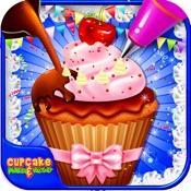 Cupcake Maker and Factory - Desserts Cooking Game