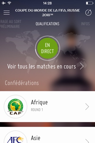 FIFA Official App screenshot 3