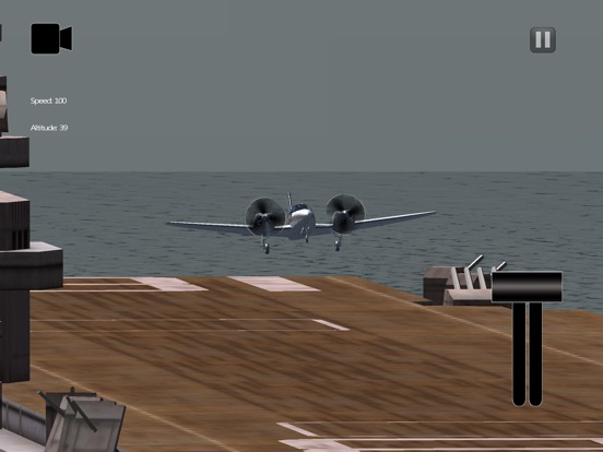 Aircraft driving simulator 3D screenshot 5