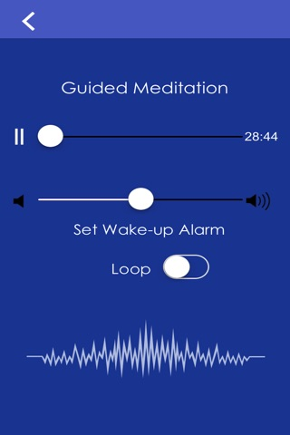 A Guided Meditation by Glenn Harrold screenshot 4
