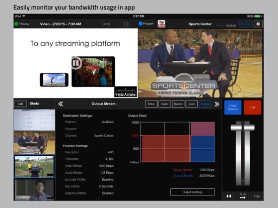 Live:Air - Live Video ... Twitch App Login Error