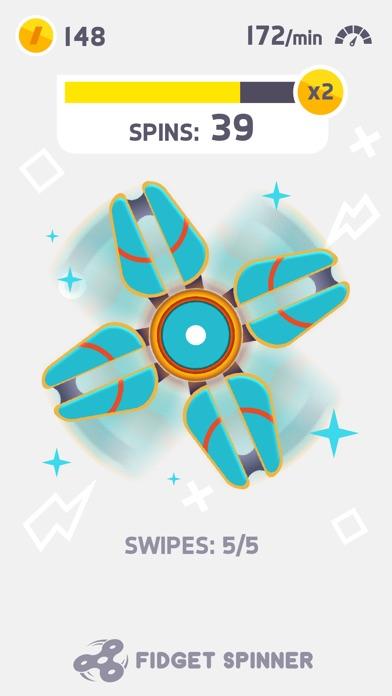 Finger Spinner Screenshot 5