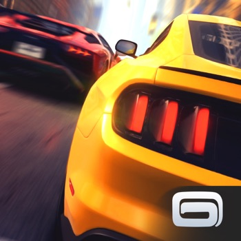 Asphalt Street Storm Racing app for iphone