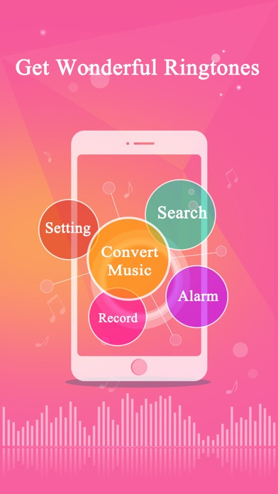 Ringtone Maker for iPhone&iPad Скриншоты3