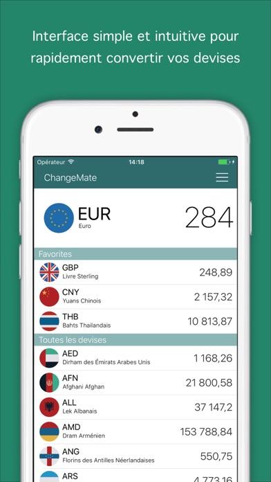 ChangeMate | Devises & CryptoCapture d'écran de 1