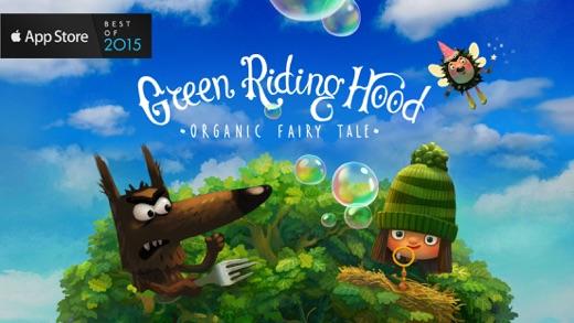 Green Riding Hood Screenshot