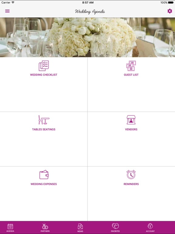 Wedding Agenda On The App Store