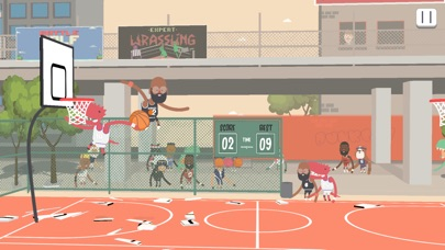 Dunkers 2 iOS Screenshots