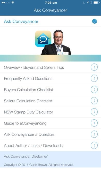 Ask Conveyancer Pro screenshot 1