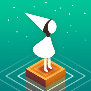 Monument Valley app for iphone