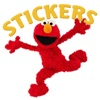 Fun With Elmo Stickers
